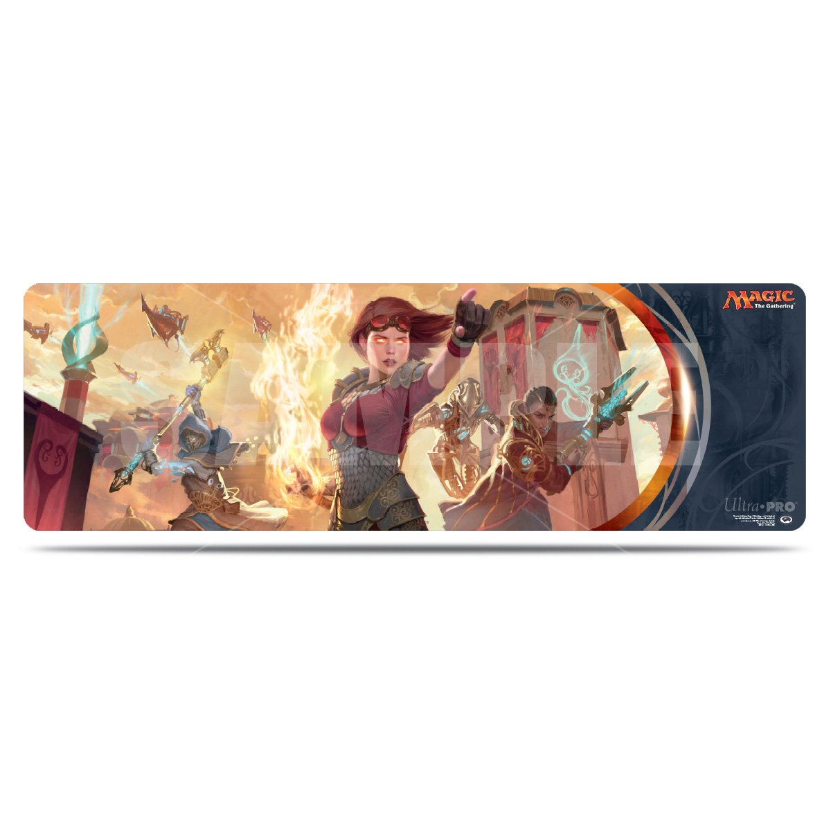 Magic the Gathering: Aether Revolt 8ft Table Play Mat - Key Art by Ultra Pro