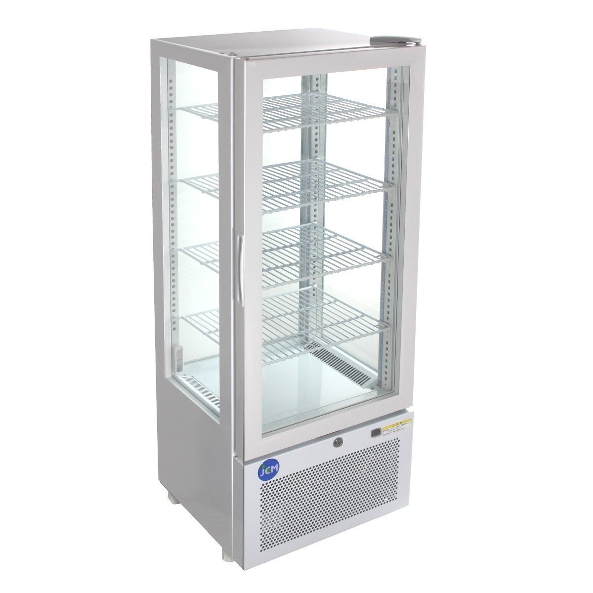 4面ガラス冷蔵ショーケース【JCMS-98】 JCMS-98   B073PW3SBT