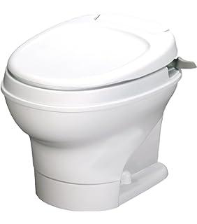 Amazon.com: Thetford 31668 Aqua-Magic V RV Toilet, High Profile ...