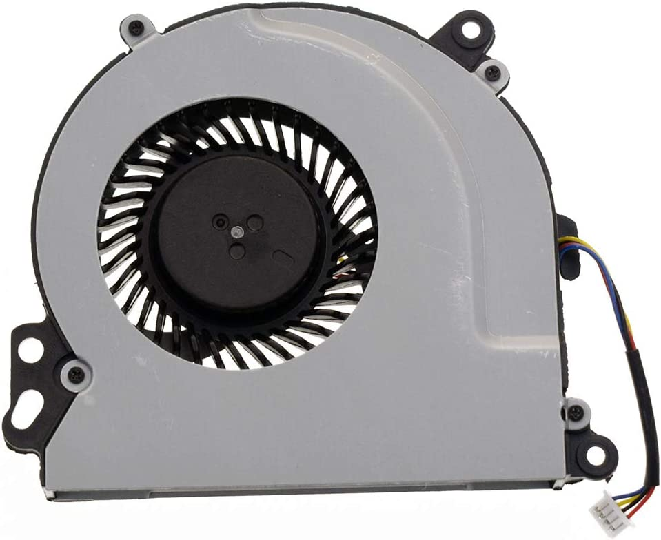 DREZUR CPU Cooling Fan Compatible for HP Envy 15-J 15T 15-T Envy 17-J 17-JXXX 15-J105TX 17-J106TX Series Laptop 720235-001 720539-001