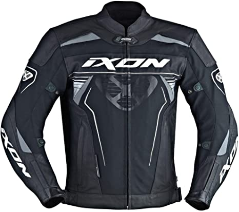 Ixon Frantic. Recensito giacca in pelle con inserti stretch