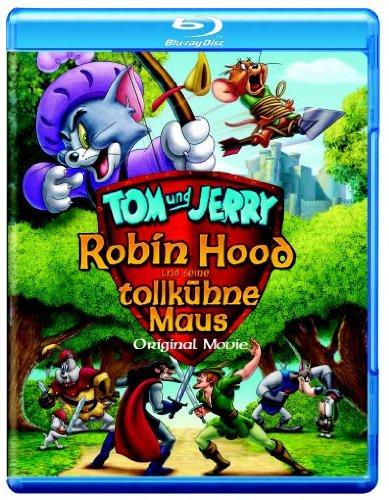 Amazon Com Tom Jerry Robin Hood Und Seine Tollkuhne Maus
