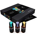 Bienat Aromaterapia Paquete 3 Aceites Esenciales Relajación (Lavanda, Bergamota e Ylang Ylang) 10mL