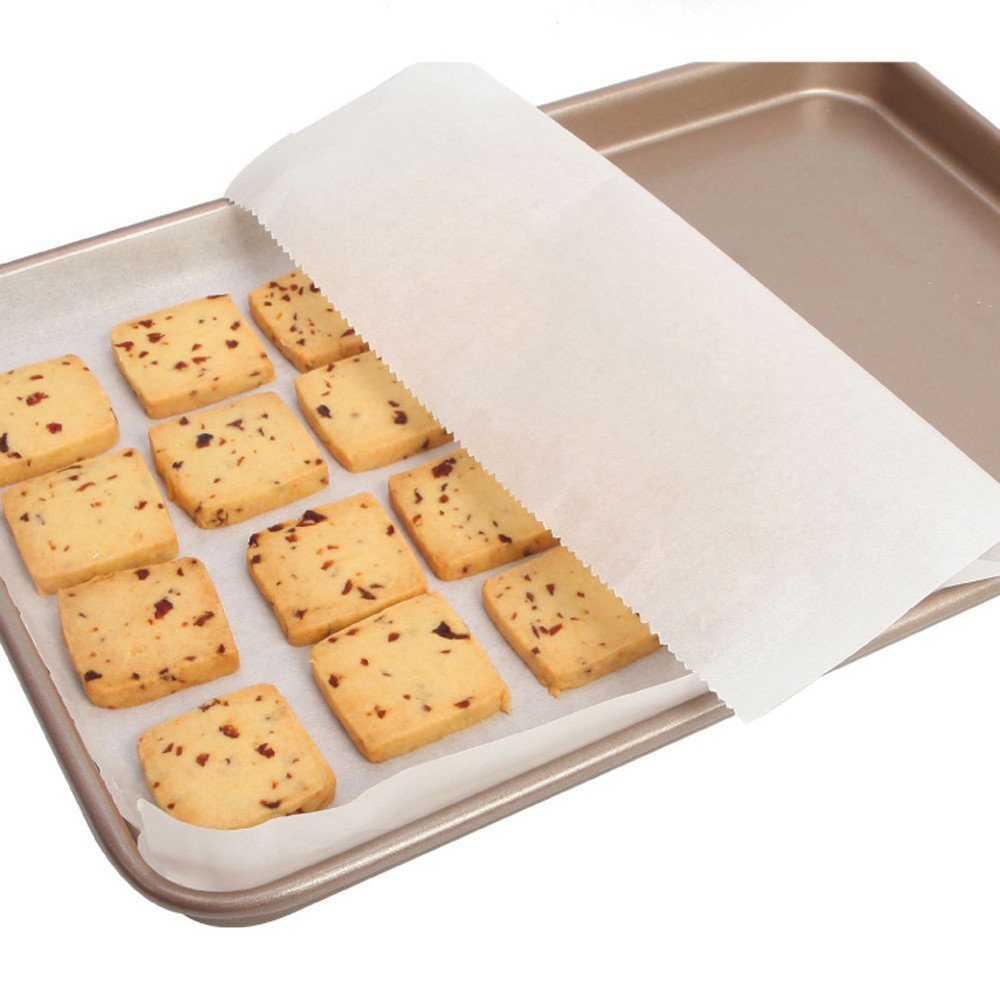 1 piece Kitchen 5M Parchment Paper Silicone Greaseproof Baking Mat Pad Silicone Coated Ovens baking pan butter paper wrapping paper