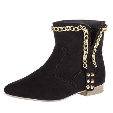 Schuhcity24 Botas para mujer: Amazon.es: Zapatos y