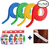 Toys : 4 Rolls Building Block Tape,Gloween Lego Blocks Tape with Self Adhesive Backing for Lego Blocks,Extra 100 Dots of Glue Point for Tape Backing,Silicone Building Blocks Tape for Lego Lover,Kids Toy Gift
