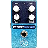 Keeley Katana Blues Drive Guitar Effects Pedal