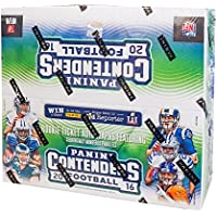 2016 Panini Contenders Football 24-Ct. Sports Trading Cards