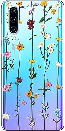 Suhctup Transparente Funda Compatible con Huawei Honor 8X MAX ...