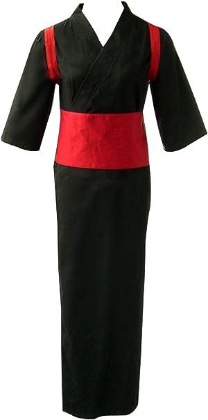 Mtxc Mujer Naruto Cosplay Disfraz Temari tercero Tamaño XXX-Large ...