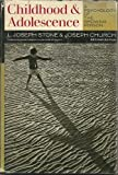 Childhood and Adolescence, Stone, . L. and, 0394330110