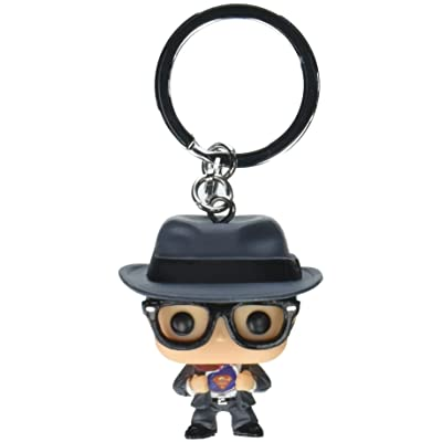 Funko Pop Keychains: DC - Clark Kent Collectible Keychain: Funko Pop! Keychain:: Toys & Games