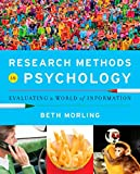 Research Methods in Psychology 9780393935462