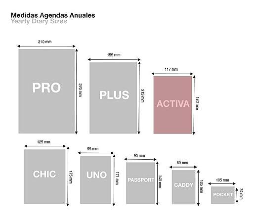 Jordi Labanda 38110 - Agenda anual día página 2019: Amazon ...