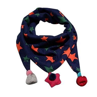 Kleinkind Kinder Halstuch Junge Mädchen Baumwolle Warmer Schal Halstuch Schals