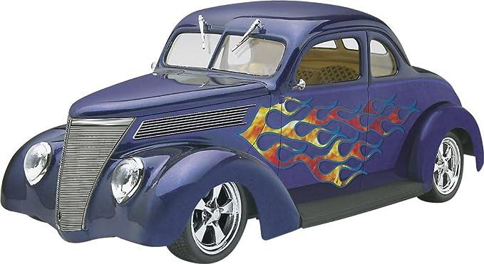 Revell 1937 Ford Coupe Street Rod Plastic Model Kit Hobbies