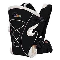 Bebamour Brand Backpack 3 in 1 Functional Baby Carrier Backpack (Black)