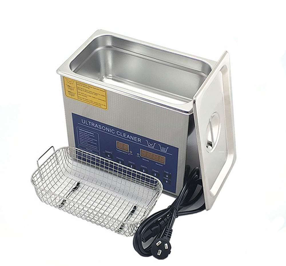 Dual Double Frequency 28/40khz Digital Ultrasonic Cleaner Cleaning Machine 3L (220V)