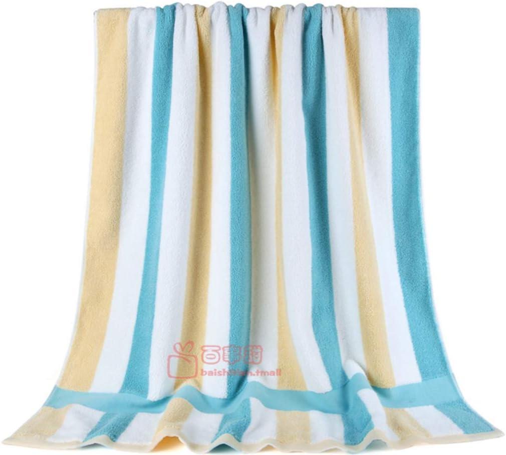 Lppanian Serviette De Bain Femme Adulte Doux 90X180 Augmenter Surdimensionn/é M/âle Domestique Coton Wrap Couple Aspiration Eau Rapide S/èche Coton