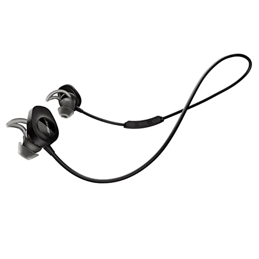 66 opinioni per Bose® SoundSport® Cuffie Wireless, Nero