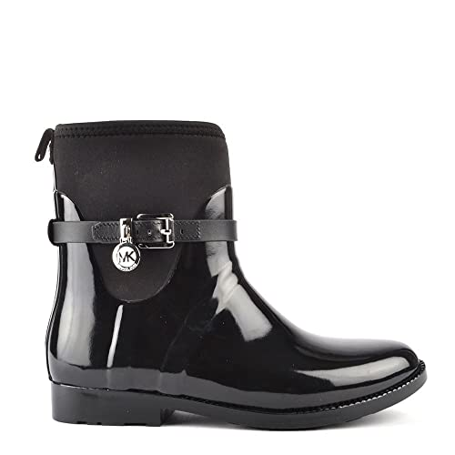 MICHAEL Michael Kors Charm Botines, Mujer 42 EU Negro: Amazon.es: Zapatos y complementos