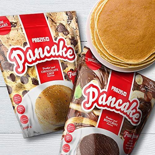 Prozis Pancake 1250 g Bombón: Amazon.es: Salud y cuidado personal