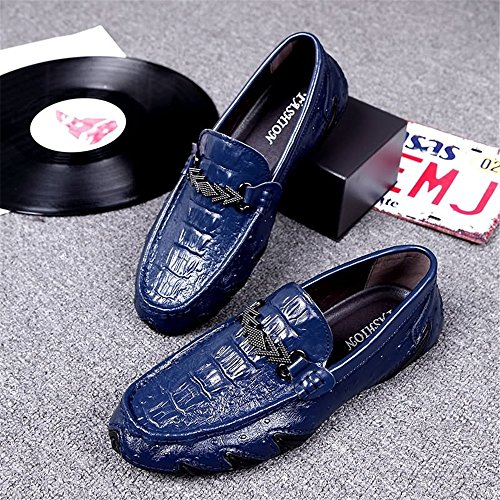 scarpe casual shoes uomo 2018 Leisure mocassini con fondo da Maschio Xiazhi wv1xBqfw