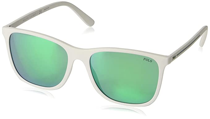c09d030ee7 Image Unavailable. Image not available for. Color  Polo Ralph Lauren Men s  0ph4143 Square Sunglasses ...