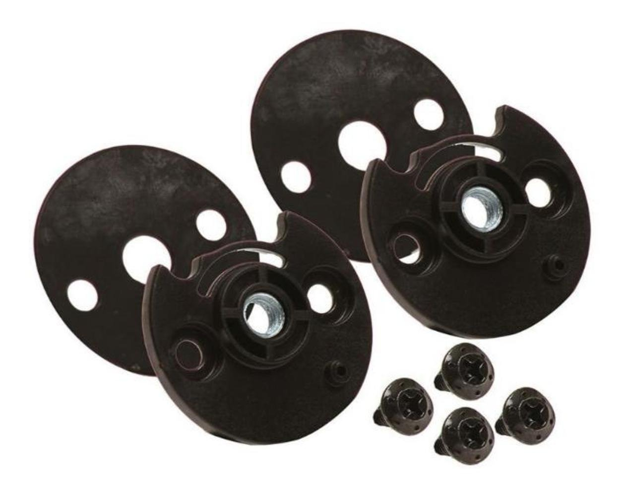 Bell Powersports Bullitt Helmet Replacement Hinge Plate Kit - 8013421