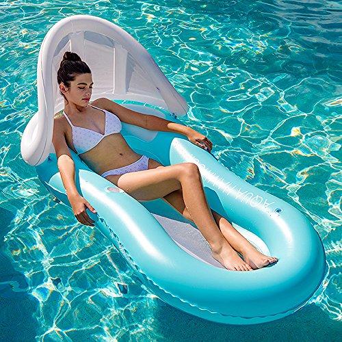 BAY-B Water Floating Hammock SUNSHADE