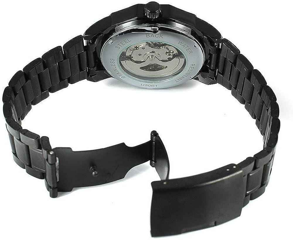 Orologio da Uomo d\'Affari di Fascia Alta da Uomo d\'Affari di Moda per Il Tempo Libero Orologio da Polso C