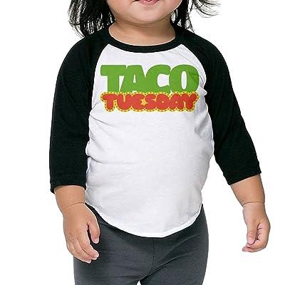 SH-rong Taco Tuesday Kids Custom T-shirt