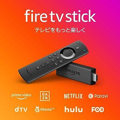 【在庫あり】Amazon Fire TV Stick Alexa対応音声認識リモコン(第2世代)付属ビデオプレーヤー 送料込4,980円