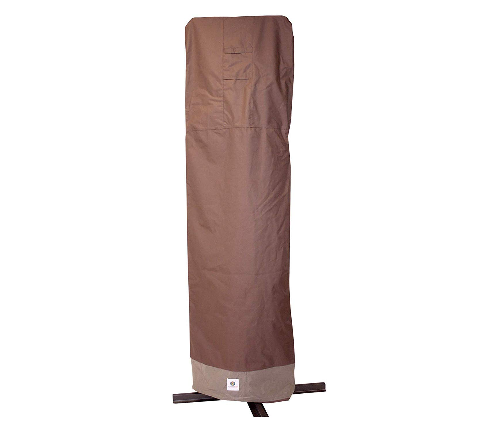 Wood & Style Patio Outdoor Garden Premium Ultimate Offset Patio Umbrella Cover with Installation Pole