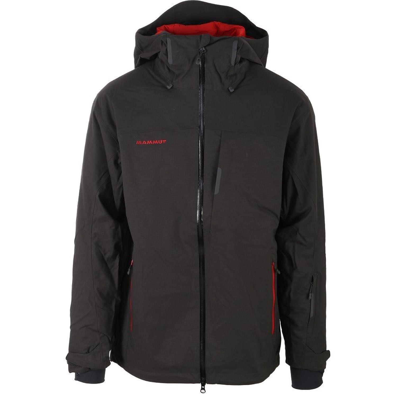 (マムート) Mammut メンズ スキースノーボード アウター Bormio HS Hooded Ski Jacket [並行輸入品] B07B9XLQZF  Large
