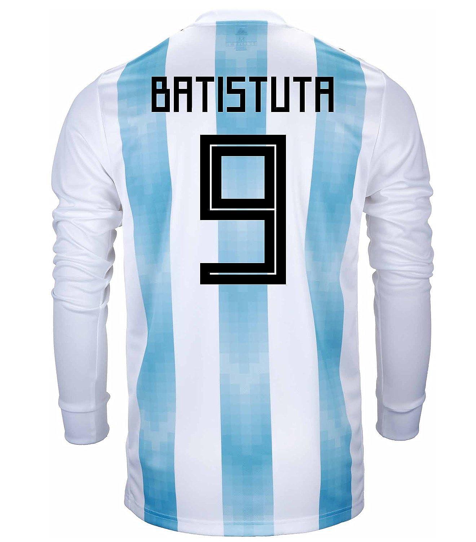 42f2129c6bf4 Medium Adidas BATISTUTA BATISTUTA BATISTUTA 9 Silberina Official ...