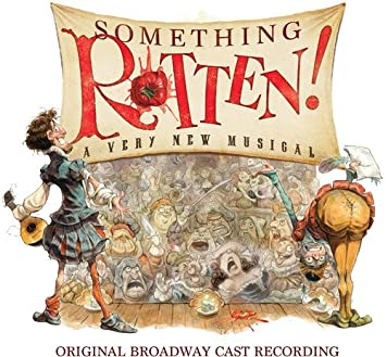 amazon something rotten a very new musical various 輸入盤 音楽