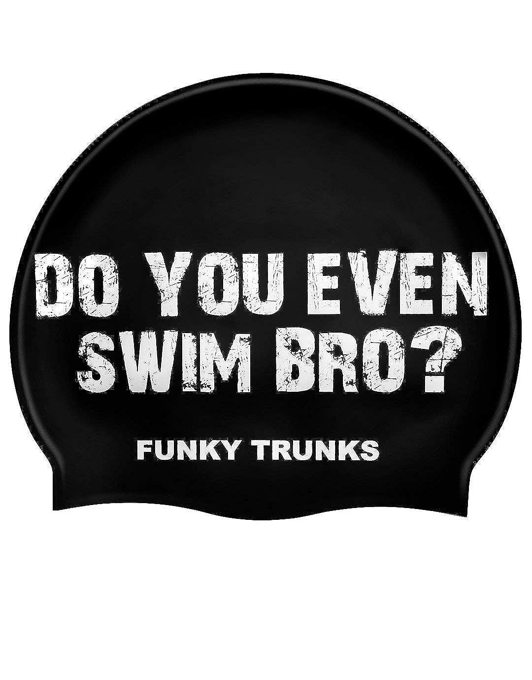Swim Bro Silicone Swim Cap