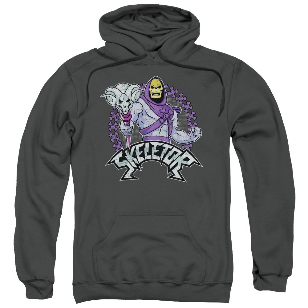 Masters Of The Universe Skeletor Mens Pullover Hoodie Trevco