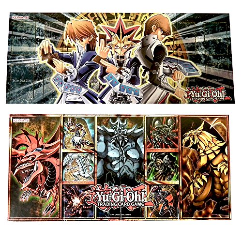 YuGiOh Legendary Collection 1 God Set Double Sided Game Board by Yu-Gi-Oh!