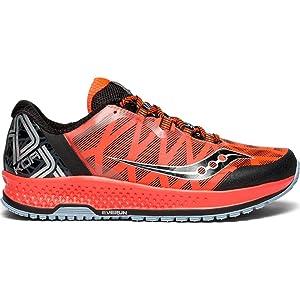 SAUCONY MENS KOA St Mens Trail Running Shoes S20391 35 Pick