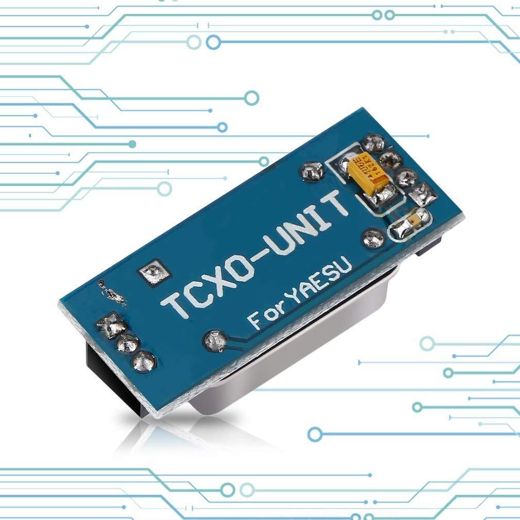 KinshopS Modulo TCXO Crystal Compensato per modulo FT-817//857//897 TCXO-9 22.625MHZ