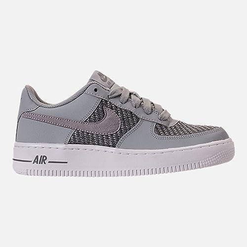 868cc02c4cf6a4 NIKE Girls  820438-019 Trainers Grey Grey  Amazon.co.uk  Shoes   Bags