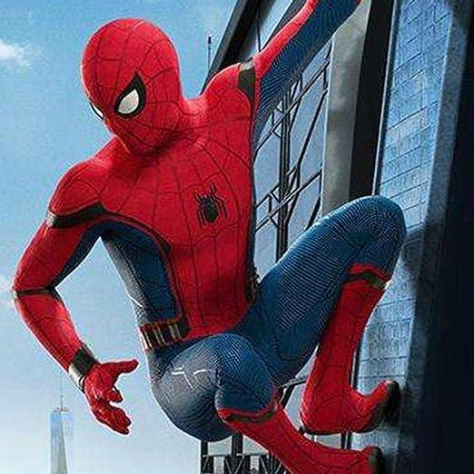 PIAOL Clásico Spiderman Medias Cosplay De Halloween Anime Disfraz ...