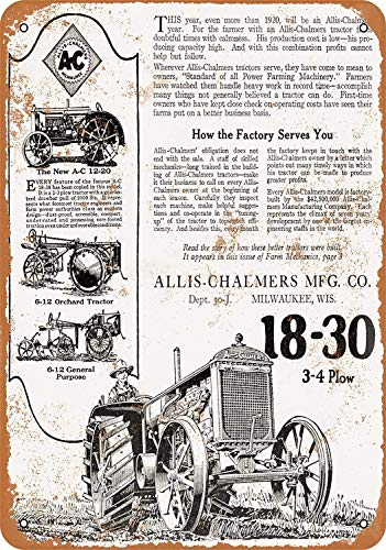 Used Allis Chalmers Garden Tractor - Buymoreproducts com