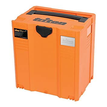 rencontrer 4a7b2 1d9ab Triton 585731 Boîte à outils empilable Systainer Storage ...