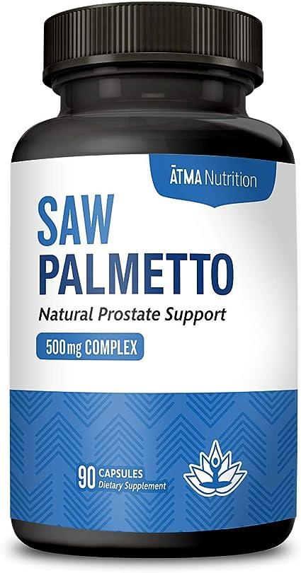 visto complejo de salud de la palma enana prostática