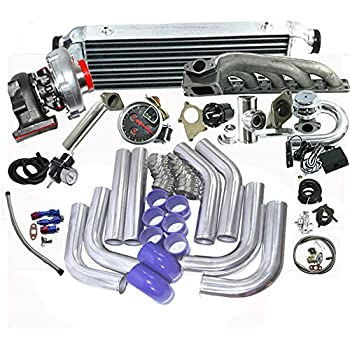 Turbo Kits T3/T4 Turbo for BMW 2000-2006 330xi/ 330i/ 330Ci Base Coupe 2D