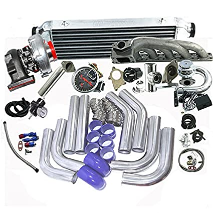 Amazon.com: Turbo Kits T3/T4 Turbo for BMW 2000-2006 330xi/ 330i/ 330Ci Base Coupe 2D: Automotive
