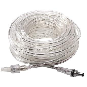 c2ae0358d44 B-right Manguera de Luces (Cable de extensión blanco cálido)  Amazon ...